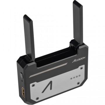 Accsoon CineEye Wireless Video Transmitter with 5 GHz Wi-Fi