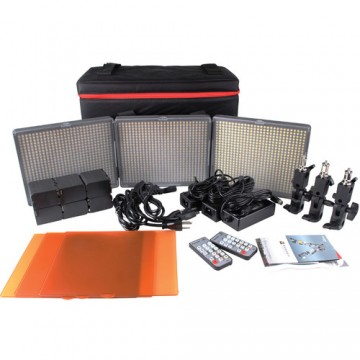 APUTURE HR-672KIT WWS LED VIDEO LIGHT