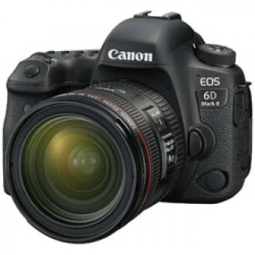 Canon EOS 6D II KIT (WG) (EF24-70mm f/4L IS USM) DSLR