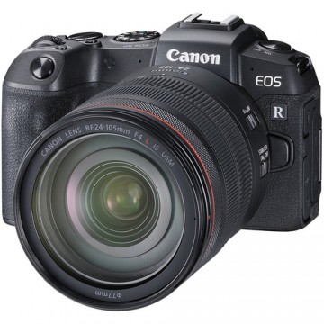 Canon EOS RP w/RF 24-105 F4 L IS USM