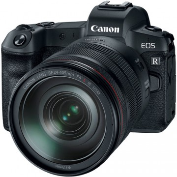 Canon EOS R RF24-105mm f4 L IS USM