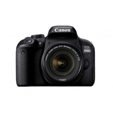 Canon EOS 800D KIT (EF-S18-55mm f/4-5.6 IS STM)