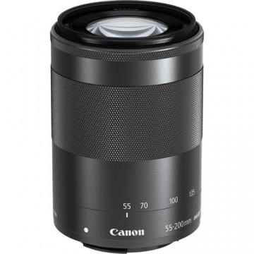 CANON EF M55-200 f4.5-6.3 IS STM LENS
