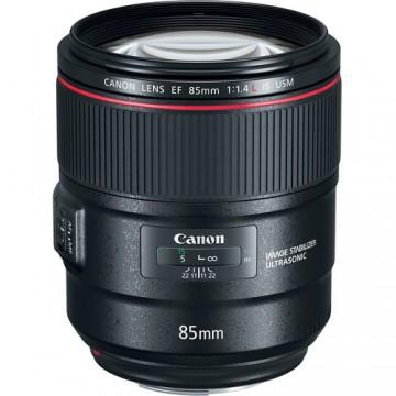 CANON EF 85 f1.4L IS USM LENS