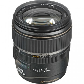 CANON EF S17-85 f4-5.6 IS USM LENS