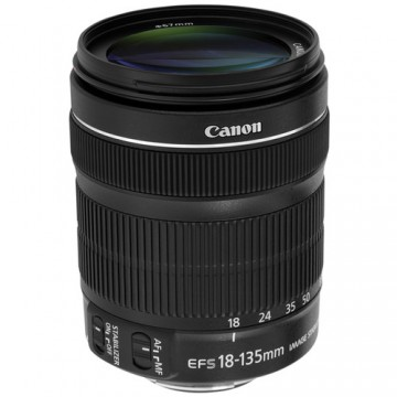 CANON EF S18-135 f3.5-5.6 IS LENS