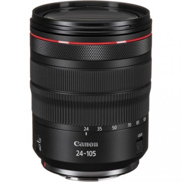 CANON RF24-105 F4L IS USM LENS