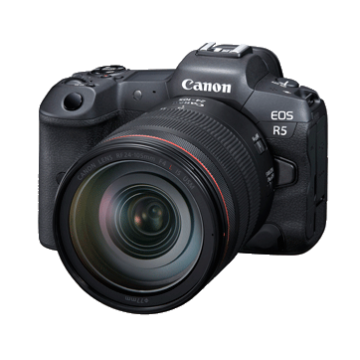 Canon EOS R5 RF24-105mm f4 L IS USM  (Deposit for Pre-Order ) Sep-Oct Shipment