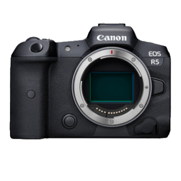 Canon EOS R5 BODY (Deposit for Pre-Order) Sep-Oct Shipment