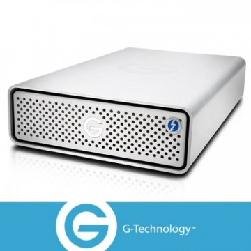 G-TECHNOLOGY 10TB G-DRIVE WITH THUNDERBOLT 3 (0G05380-1)