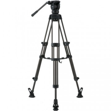 LIBEC LX-7M SYSTEM WITH MID LEVEL SPREADER TRIPOD