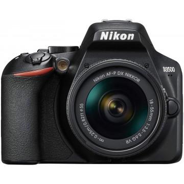 NIKON Digital Camera D3500 BK SG 18-55VR Kit