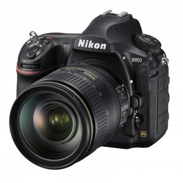 NIKON D850 w 24-120 KIT 4G VR KIT