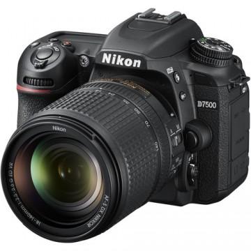 NIKON D7500 w 18-140VR KIT