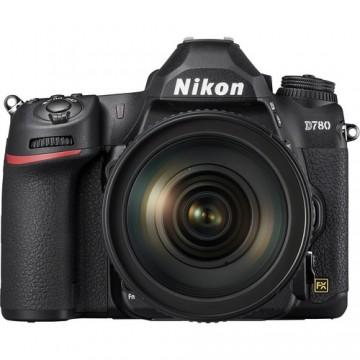 NIKON D780 w/ AF-S NIKKOR 24-120mm f/4G ED VR Kit