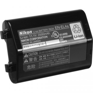 NIKON QRechargeable Li-ion Battery EN-EL4a