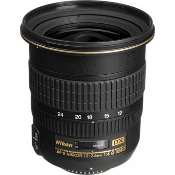NIKON LENS  AF-S DX Zoom-Nikkor 12-24mm f/4G IF-ED