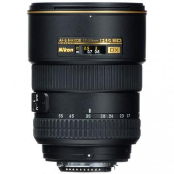 NIKON LENS  AF-S DX Zoom-Nikkor 17-55mm f/2.8G IF-ED