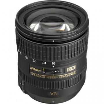 NIKON LENS  AF-S DX NIKKOR 16-85mm f/3.5-5.6G ED VR