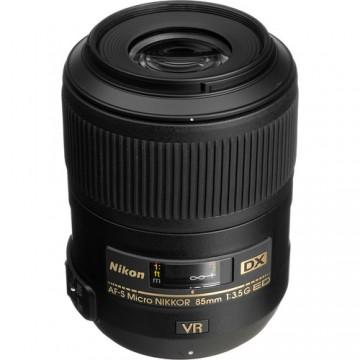 NIKON LENS  AF-S DX Micro NIKKOR 85mm f/3.5G ED VR