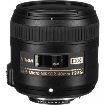 NIKON LENS  AF-S DX Micro NIKKOR 40mm f/2.8G