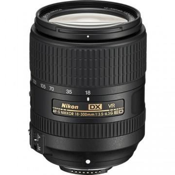 NIKON LENS  AF-S DX NIKKOR 18-300mm f/3.5-6.3G ED VR