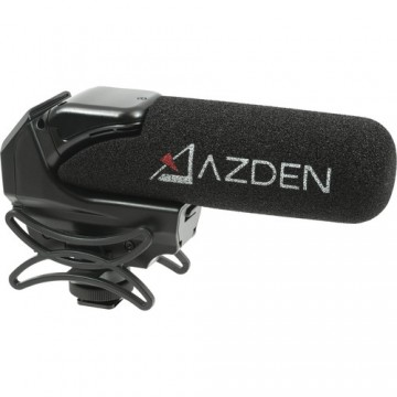 Clearance (New Old Stock) AZDEN SMX-15 POWERED SHOTGUN VIDEO MICROPHONE