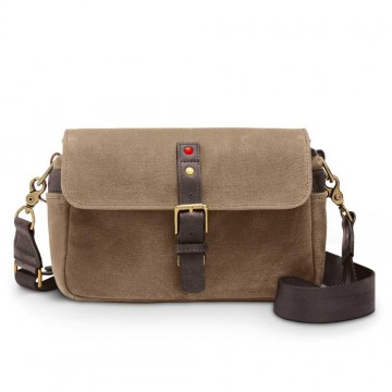 Clearance (New Old Stock) LEICA 14904 ONA BAG BOWERY FOR LEICA CANVAS FIELD TAN