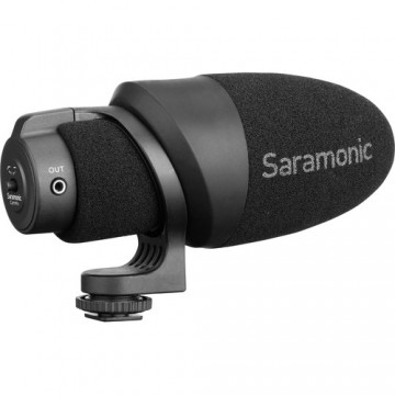 Clearance (New Old Stock) SARAMONIC CAMMIC LIGHTWEIGHT COMPACT ON-CAM MIC