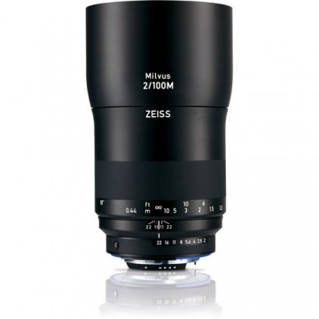 Clearance (New Old Stock) ZEISS 100MM F2.0 ZF.2 MILVUS LENS 2096562