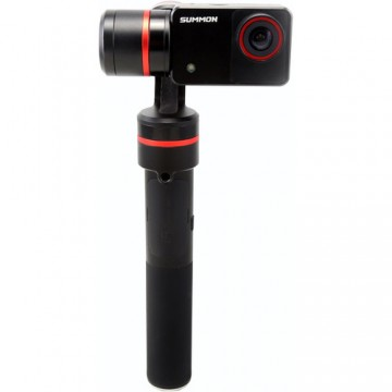 Clearance (New Old Stock) Feiyu Summon 3-Axis Handheld Stabilizer with Built-In 4K Camera