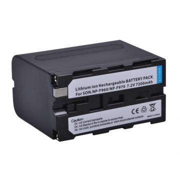 Clearance (New Old Stock) OEM Battery F960/F970 (Sony compatible)