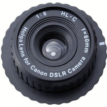 Clearance (New Old Stock) Holga Lens for Canon EF DSLR Camera