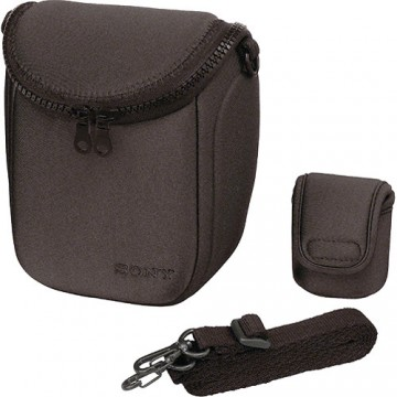 Clearance (New Old Stock)  Sony BBF Carry Case for NEX Cameras (Black)