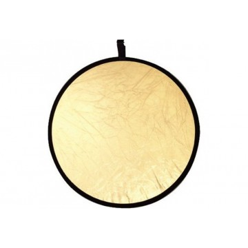 Clearance (New Old Stock) 56cm Silver/Gold Reflector