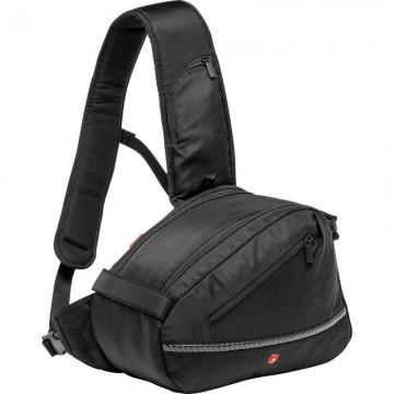 Clearance (New Old Stock)  Manfrotto - Advanced Active Camera Sling 1 - Black