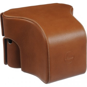 Clearance (New Old Stock) LEICA 14549 EVER-R CASE M(T.240) - COGNAC