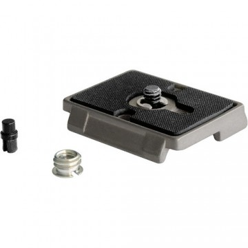 "MANFROTTO 200PL ACCESSORY PLATE 1/4"" TO 3/8"""