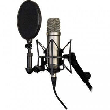 RODE NT1-A LARGE DIAPHRAGM CONDENSER MICROPHONE (NT1A)