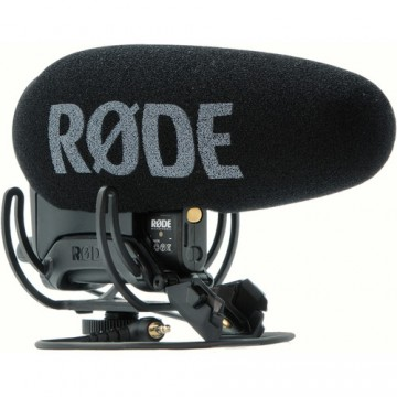 RODE VIDEOMIC PRO PLUS ON-CAMERA SHOTGUN MICROPHONE (VMP+)