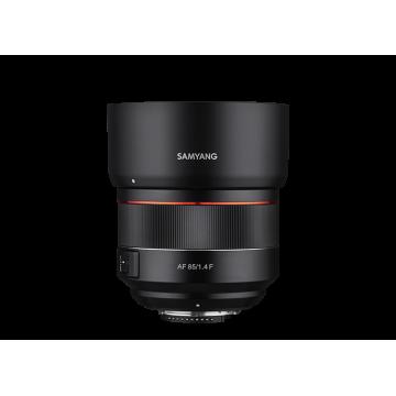 Samyang Lens AF85mm F1.4 NIKON