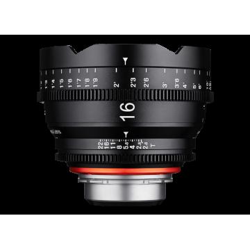 Samyang Lens Xeen 16mm T2.6