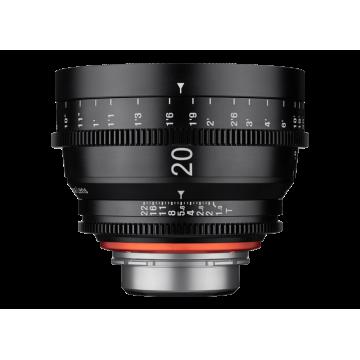 Samyang Lens Xeen 20mm T1.9