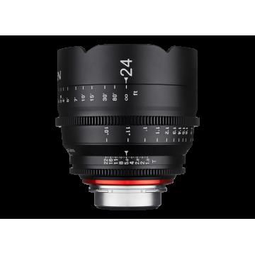 Samyang Lens Xeen 24mm T1.5
