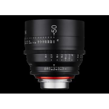 Samyang Lens Xeen 50mm T1.5