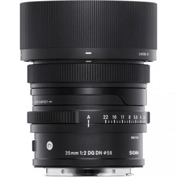 Sigma 35mm F2 DG DN Contemporary Lens