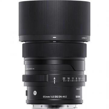 Sigma 65mm F2 DG DN Contemporary Lens