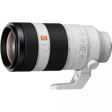 SONY SEL100400GM 100-400MM F4.5-5.6 GM OSS LENS