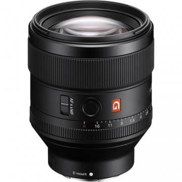 SONY SEL85F14GM 85MM F1.4 GM LENS