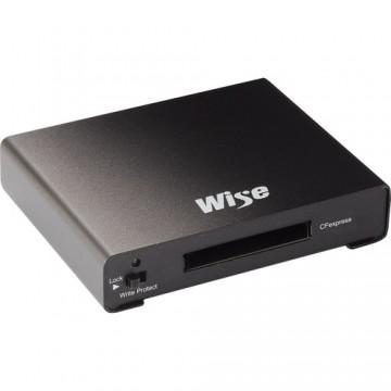 Wise Advanced CFexpress USB 3.1 Gen 2 Type-C Card Reader